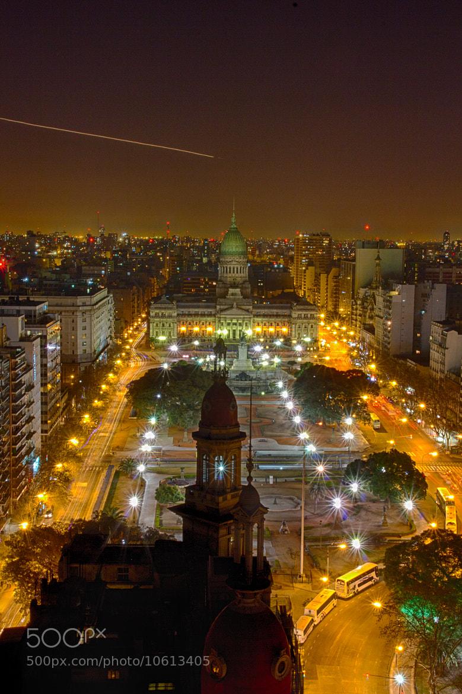 Photograph Palacio Barolo Buenos Aires by Taylor Moore on 500px