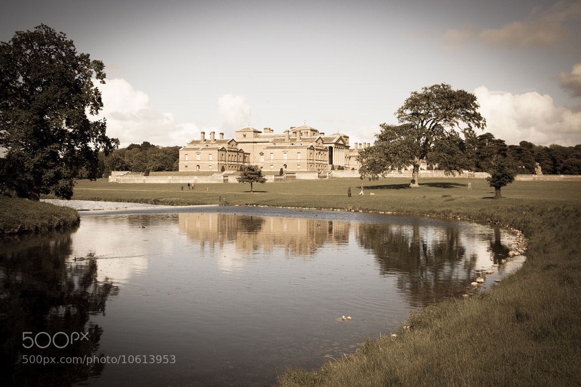 Photograph Holkham Hall by Mike Howe on 500px