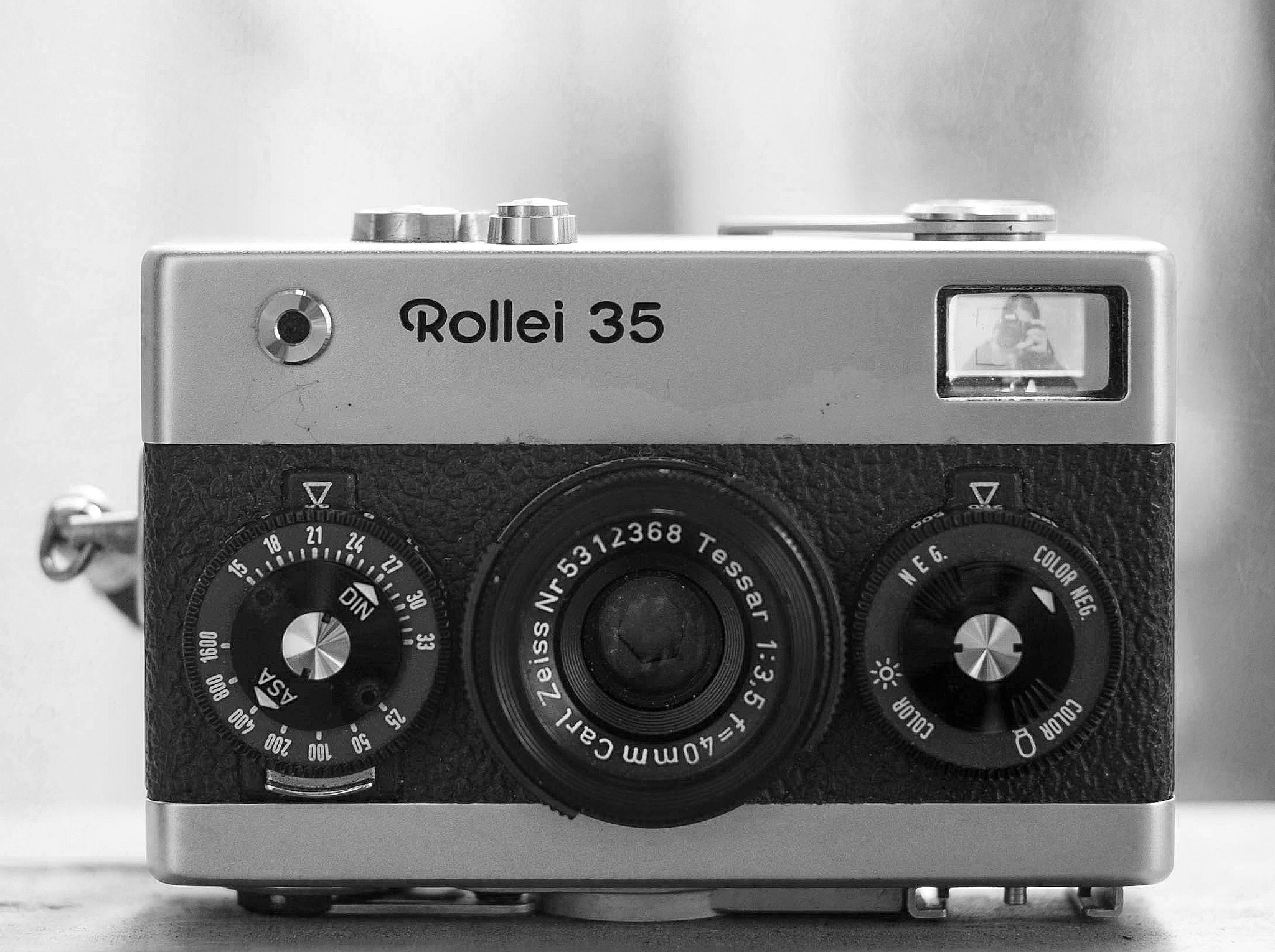 Photograph Rollei 35 by Jamie Rodriguez on 500px