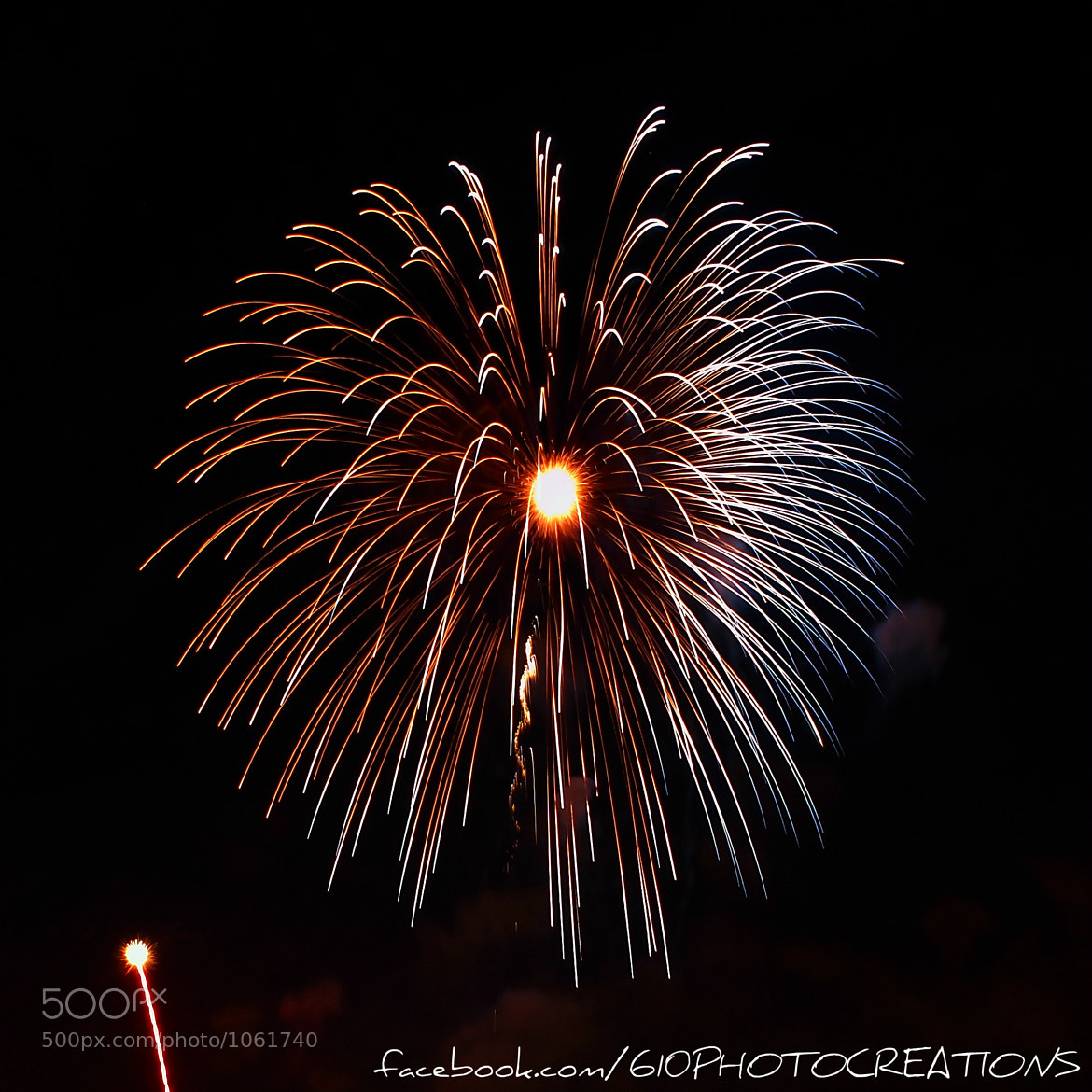 Photograph Fourth Of July Fireworks by Joseph  Brader on 500px