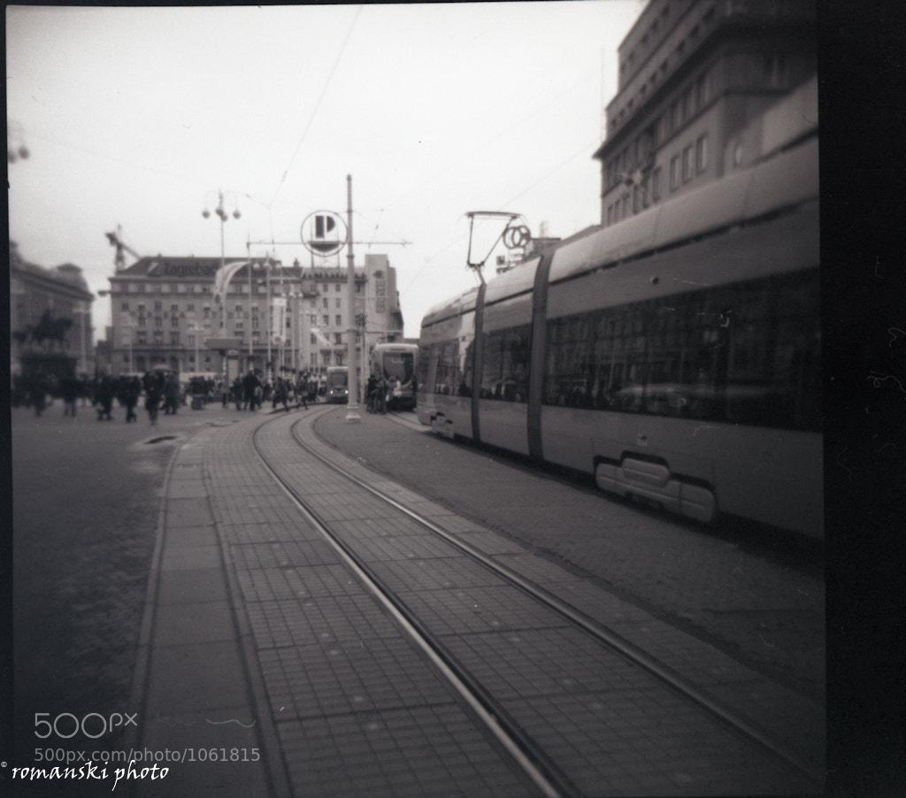 Photograph Train by Roman Avdagic on 500px