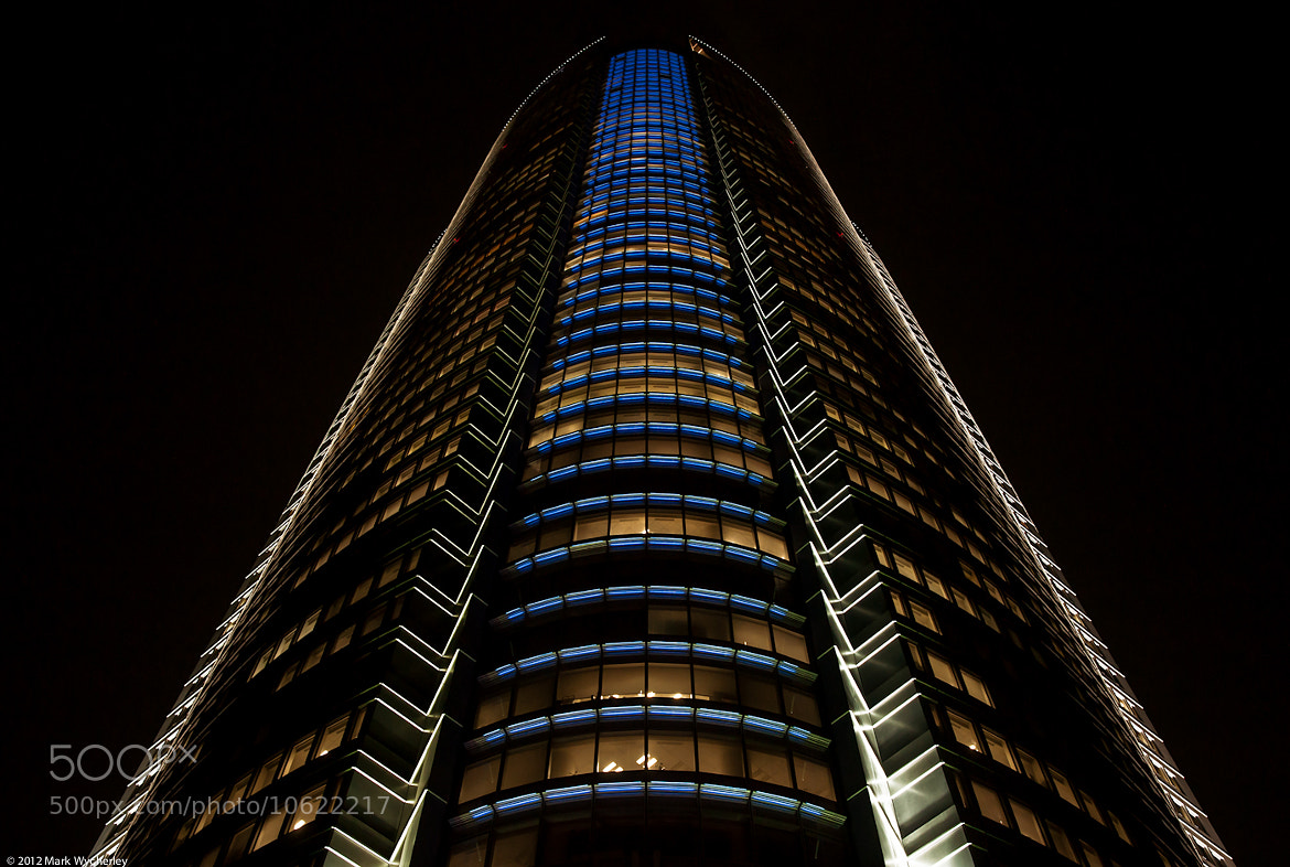 Photograph Mori Tower by Mark Wycherley on 500px
