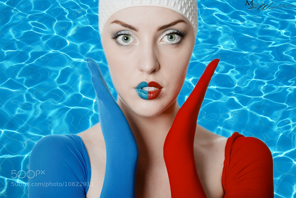 Photograph Olympic Games London 2012 - To support our ladies by Marc Lamey on 500px