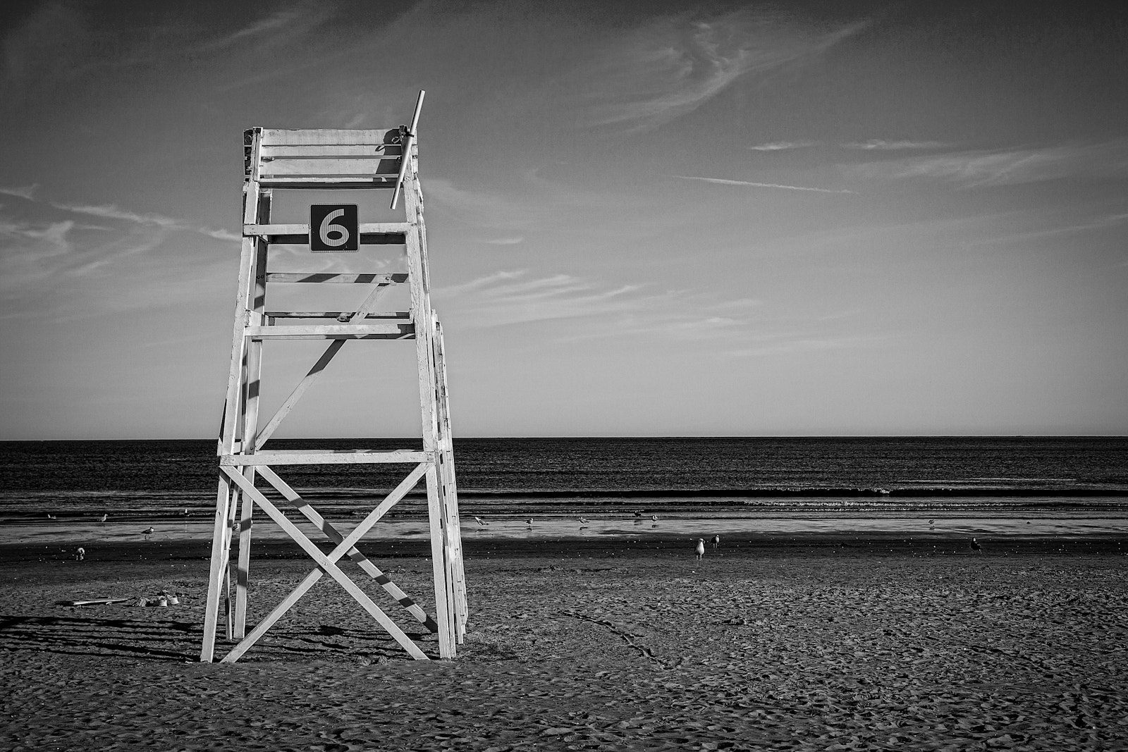 Photograph Lifeguard Station 6 by Cindy Costa on 500px