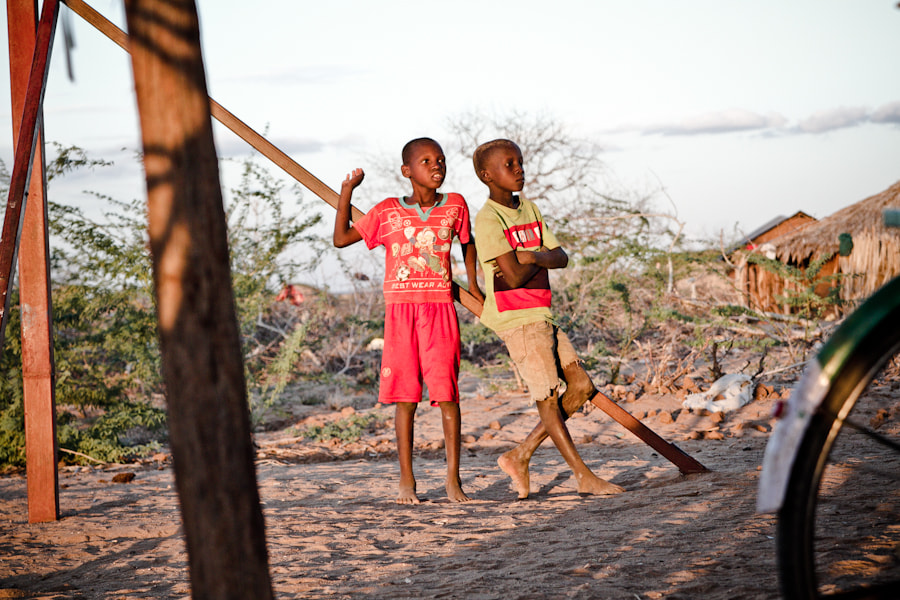 Photograph Children of Garissa by Steven Kitoto on 500px