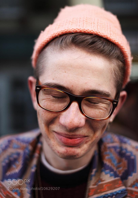 Photograph Brick Lane Street Portrait by Justin Sneddon on 500px