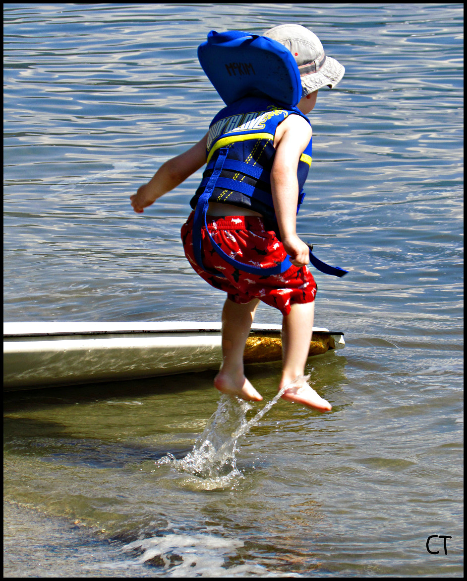 Photograph Jumping The Waves! by colleen thurgood on 500px
