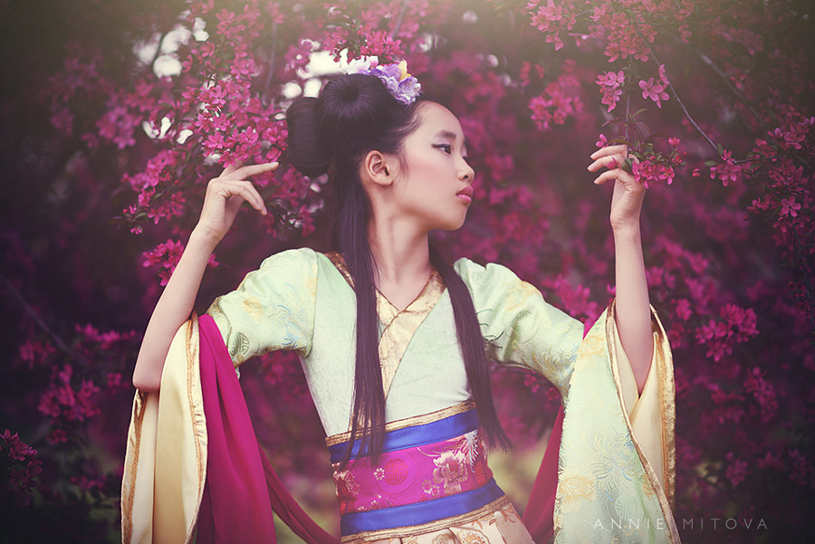 Mulan by Annie Mitova on 500px.com
