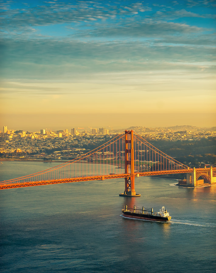 Photograph Golden City (San Francisco) by Viktor Elizarov on 500px