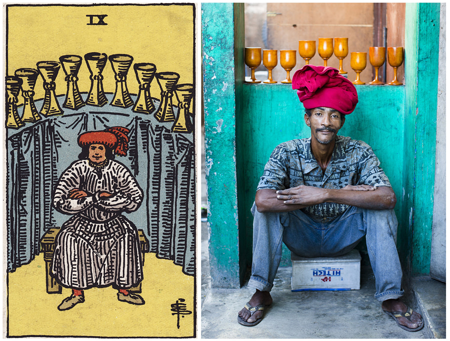 Photograph The Ghetto Tarot by Alice Smeets on 500px
