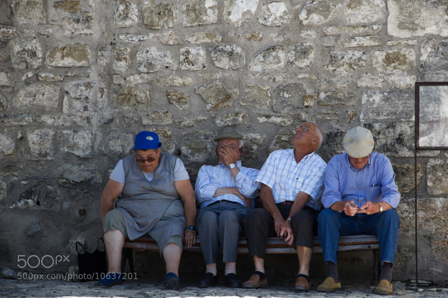 Photograph Waiting for Godot by Paul Cresswell on 500px