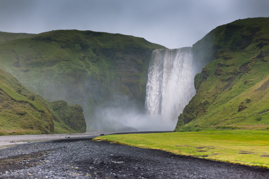 Photograph Skogafoss Waterfall, Iceland by dvoevnore . on 500px