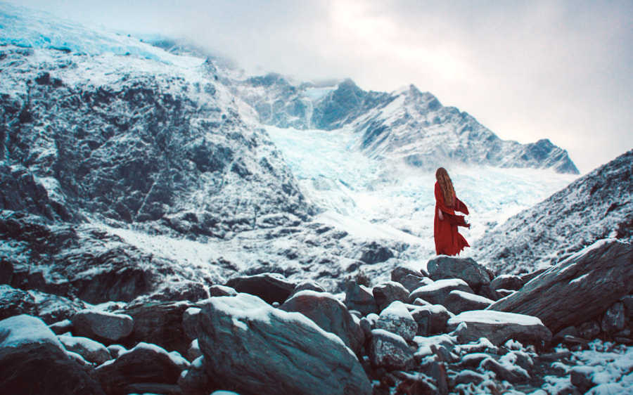 Photograph Lady of the North by Lizzy Gadd on 500px
