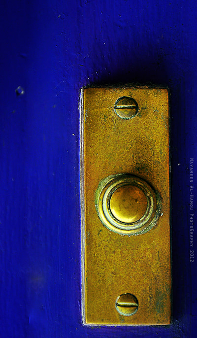 Photograph Blue - the color of sense by Mayameen AlHamoud on 500px
