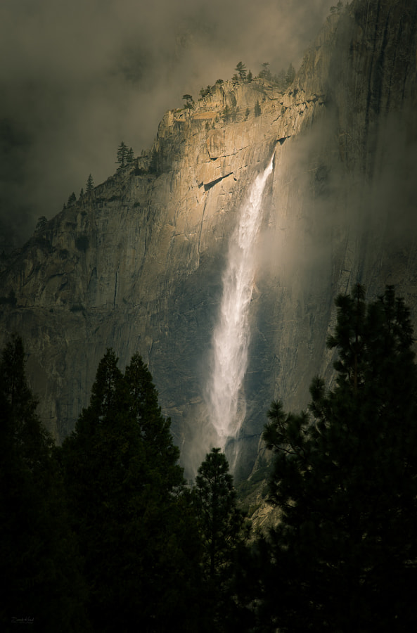 Photograph Yosemite Falls by Derek Kind on 500px