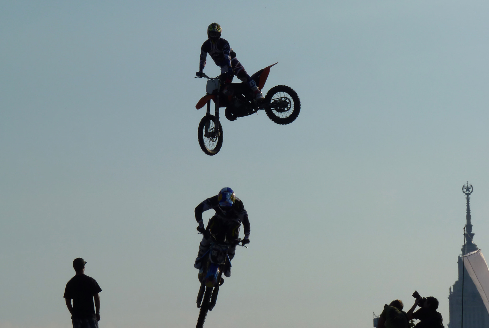 Photograph Freestyle motocross by Danila Smit on 500px