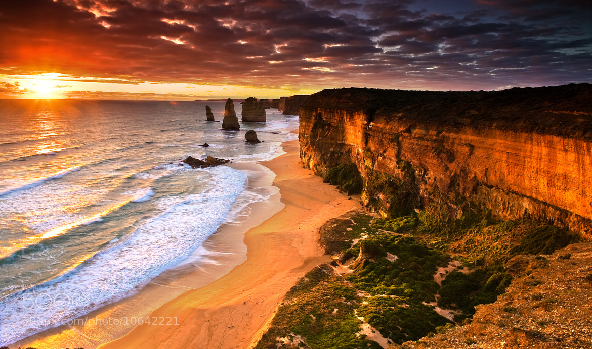 Photograph Apostles by John Dekker on 500px