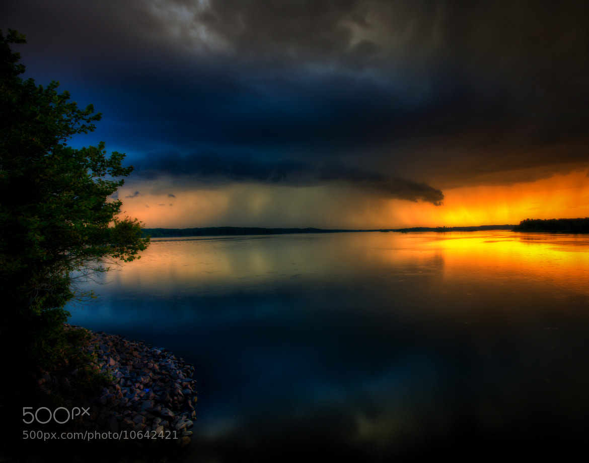 Photograph Storm Front by Jeff Graham on 500px