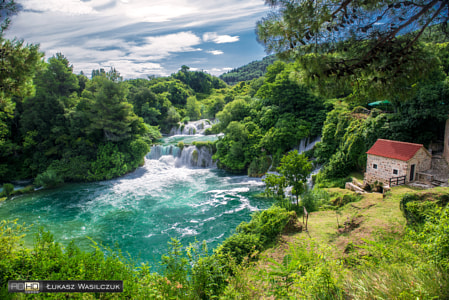 Krka National Park, Croatia by LucasPhotoPL