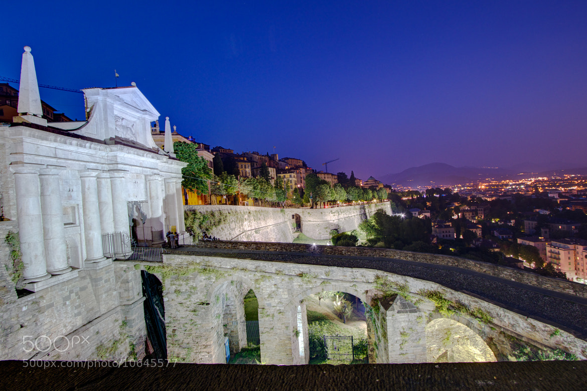 Photograph Bergamo After Sunset by William Tan on 500px