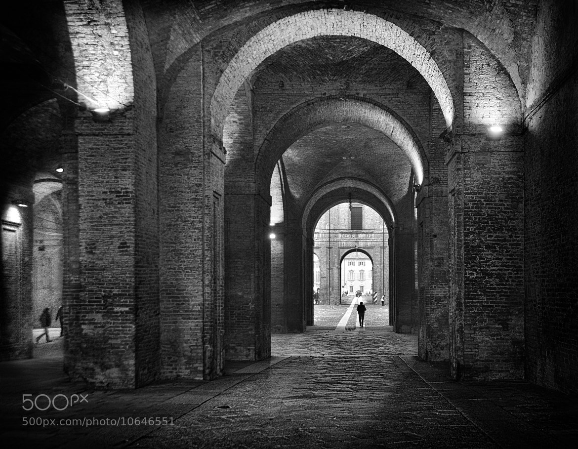 Photograph  Parma: the pillars of his heart by Silena  Lambertini on 500px