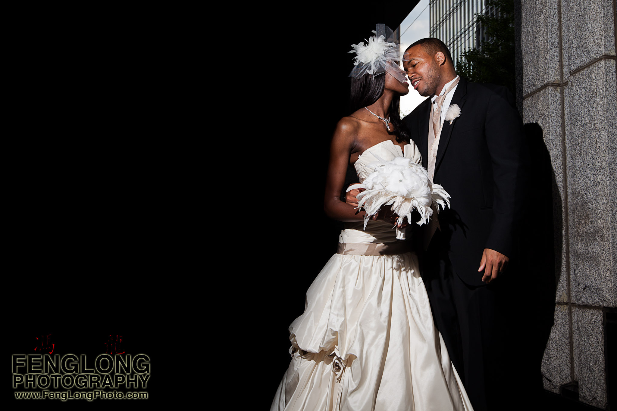 Photograph Newlyweds in Midtown Atlanta by Zachary Long on 500px