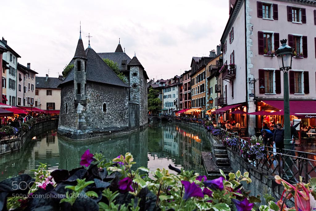 Photograph Annecy, France by Jean-Marc Isel on 500px