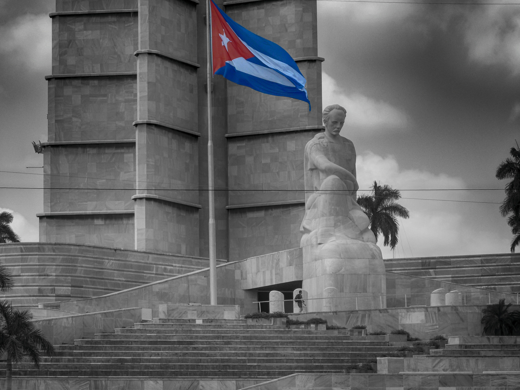 Photograph Marti Memorial, Havana by Michelle  on 500px
