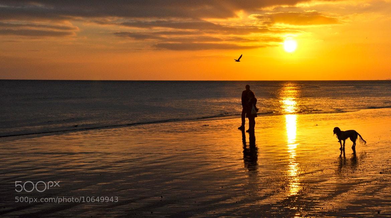 Photograph walk on the beach by Mark Barnett on 500px