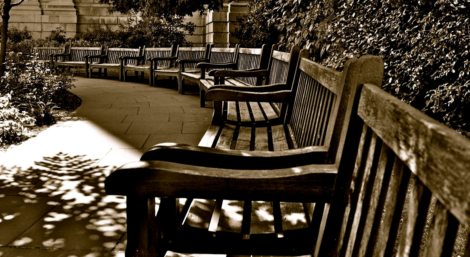 Photograph bench by Mark Barnett on 500px