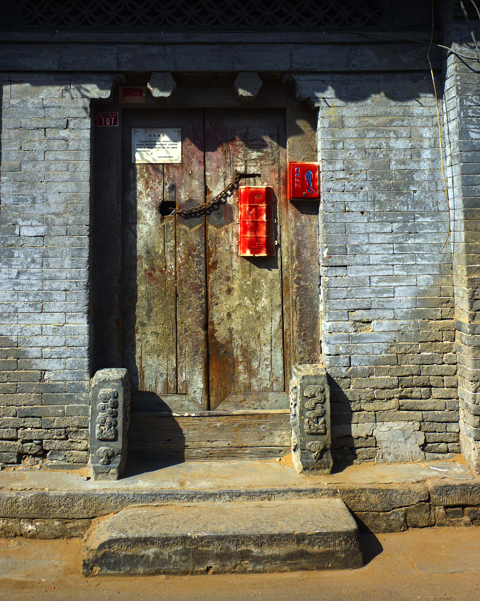 Photograph 15th Century Hutong by Mark Lawrence on 500px