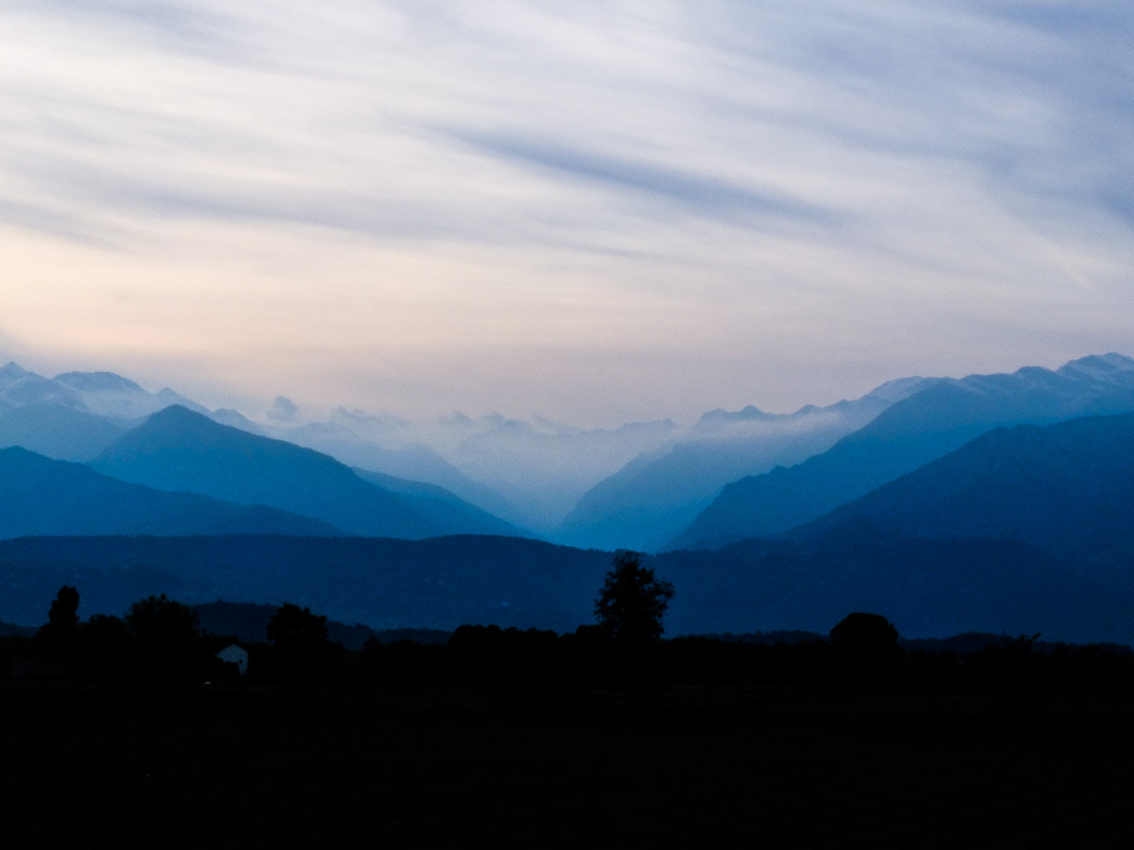 Photograph Morning on the Alpes. by Christophe SIMONNEAU on 500px