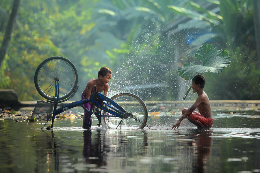 Photograph have fun.. by taufik sudjatnika on 500px