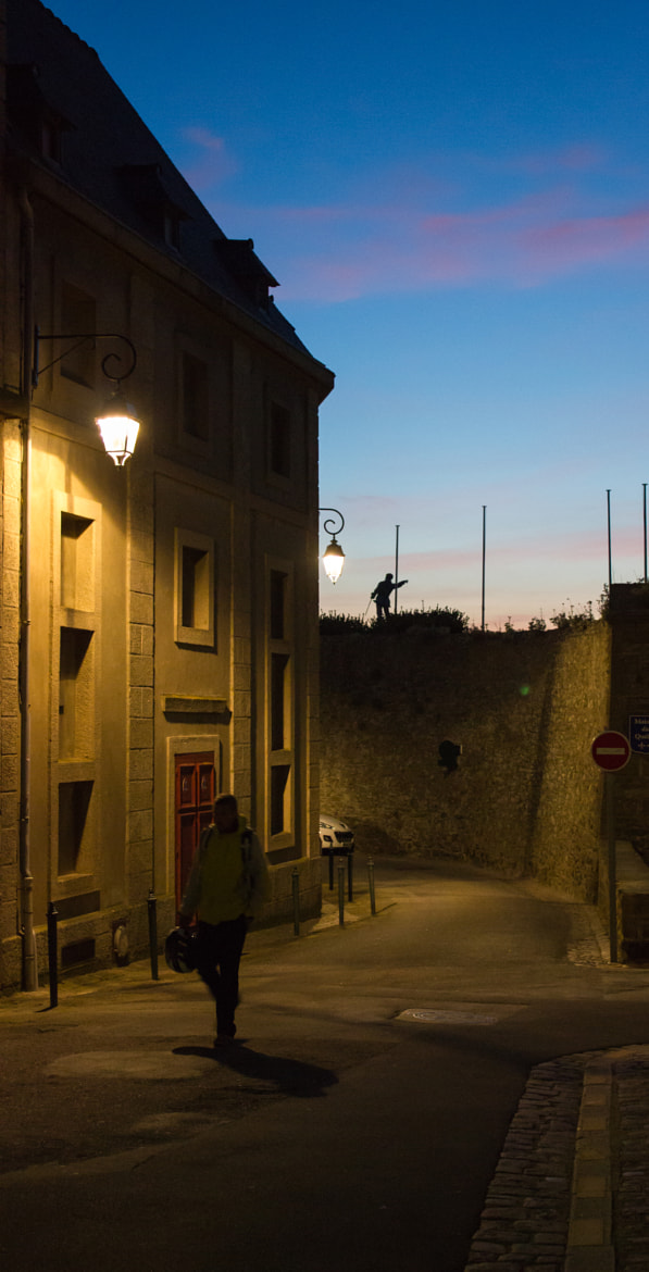 Photograph Walking through St Malo by Marc G on 500px