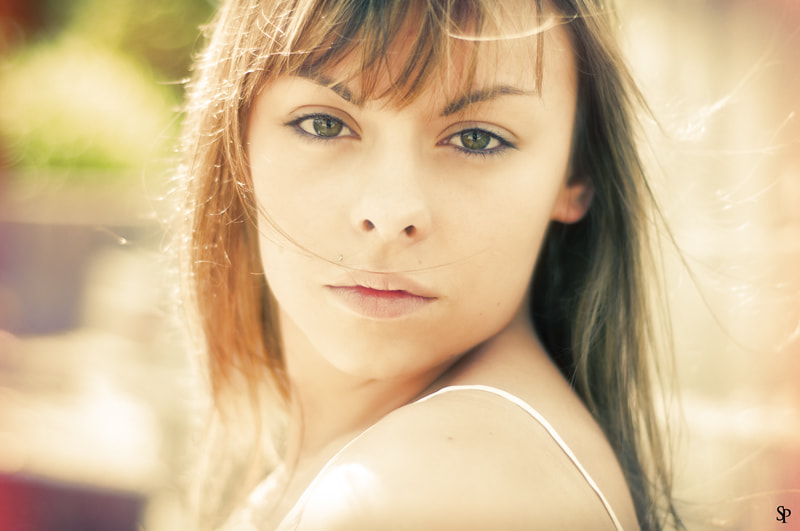 Photograph Sarah by sidonie petit on 500px