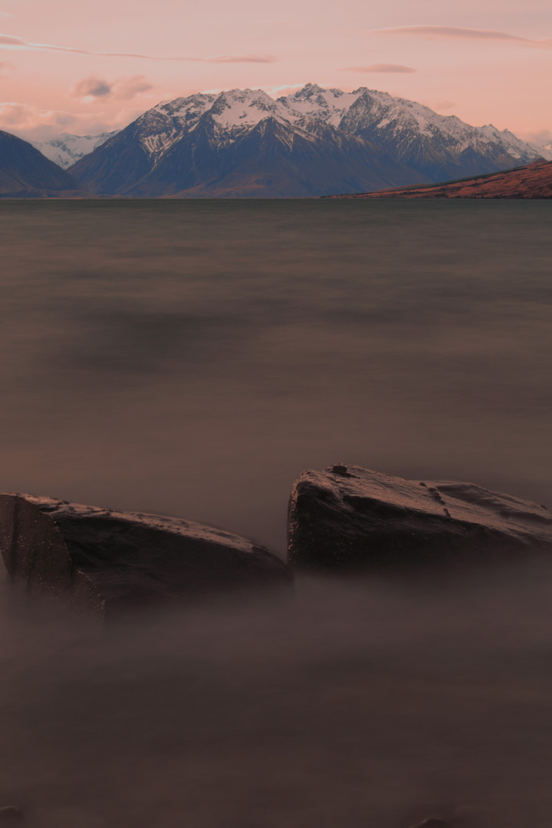 Photograph Lake Ohau by S T on 500px