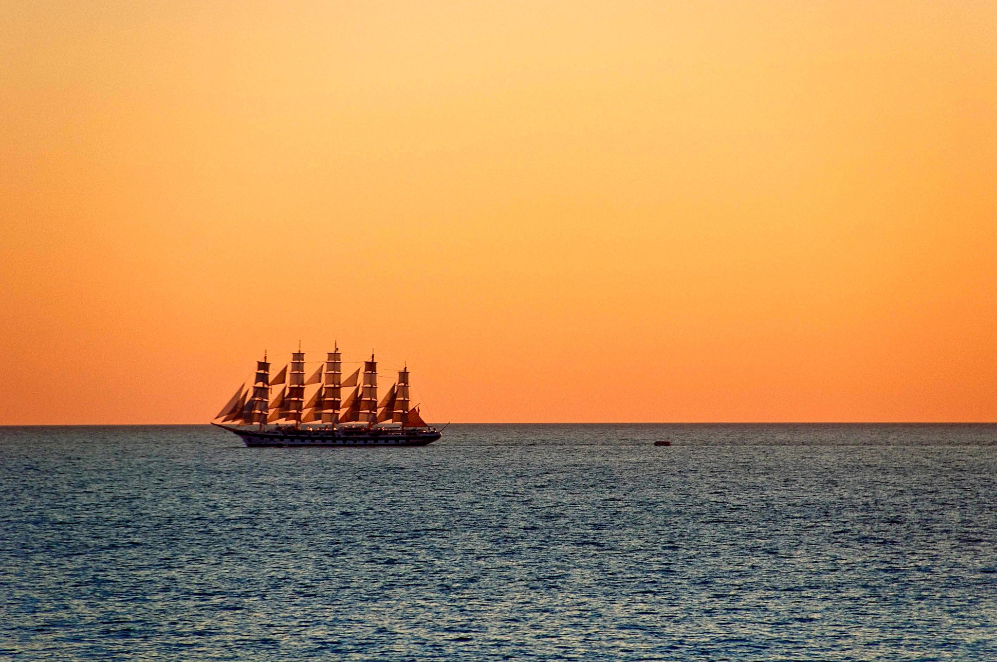 Photograph Adriatic Sea (04) - Royal Clipper by Vlado Ferencic on 500px