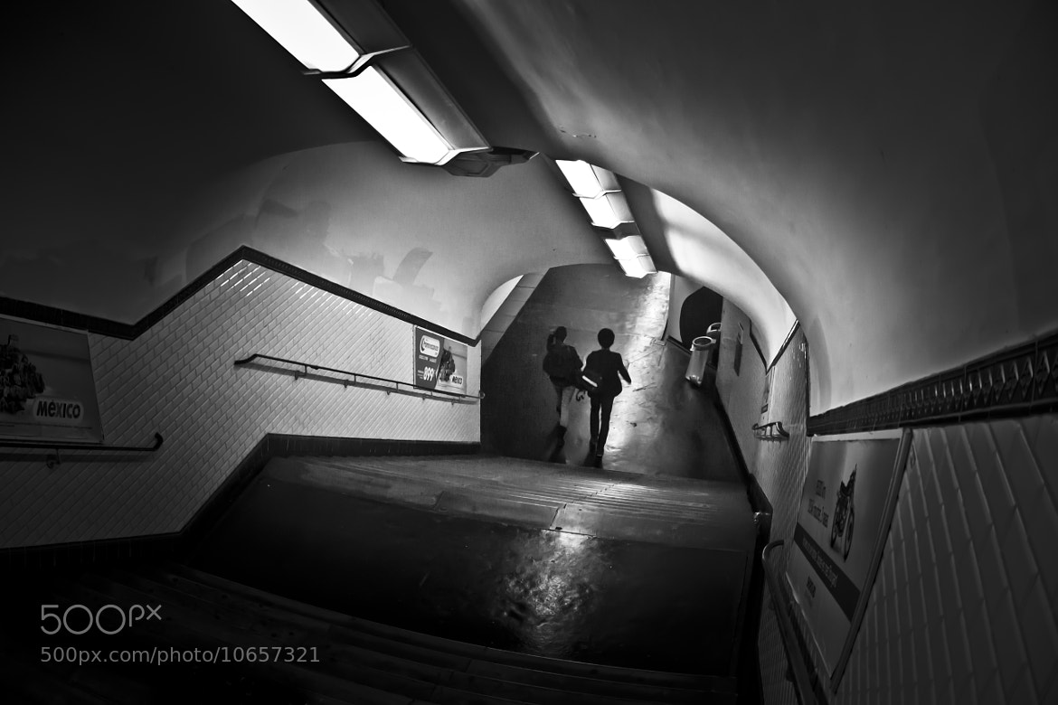Photograph Downstairs by Timothée Taupin on 500px