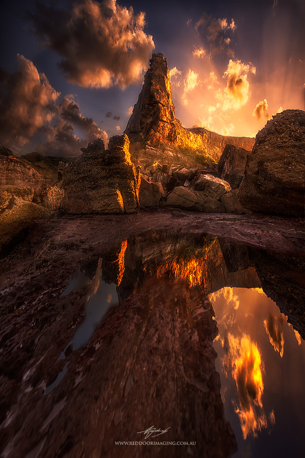 Alone by Rod Trenchard