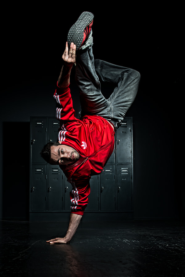 Breakdance by Adriaan Westra on 500px.com