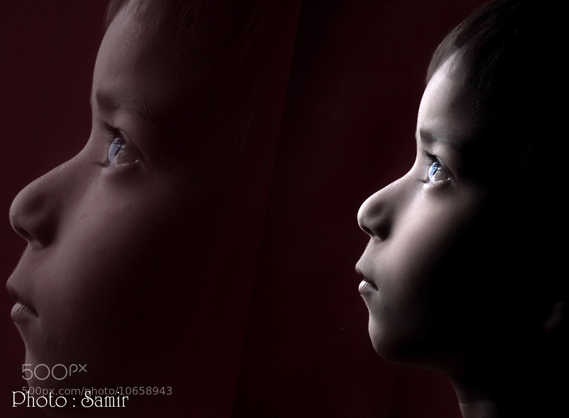Photograph face by Samir Udash on 500px