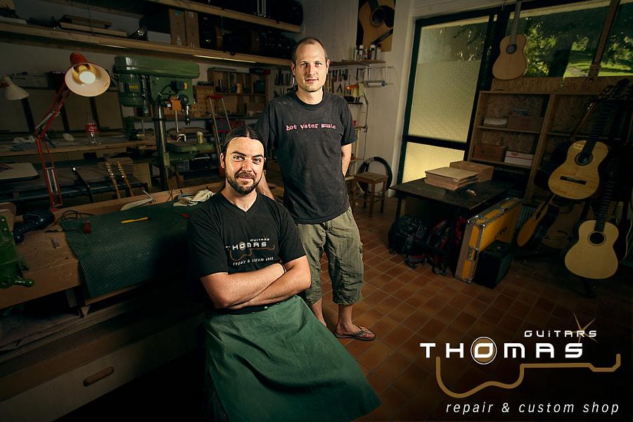 Thomas Guitars Team