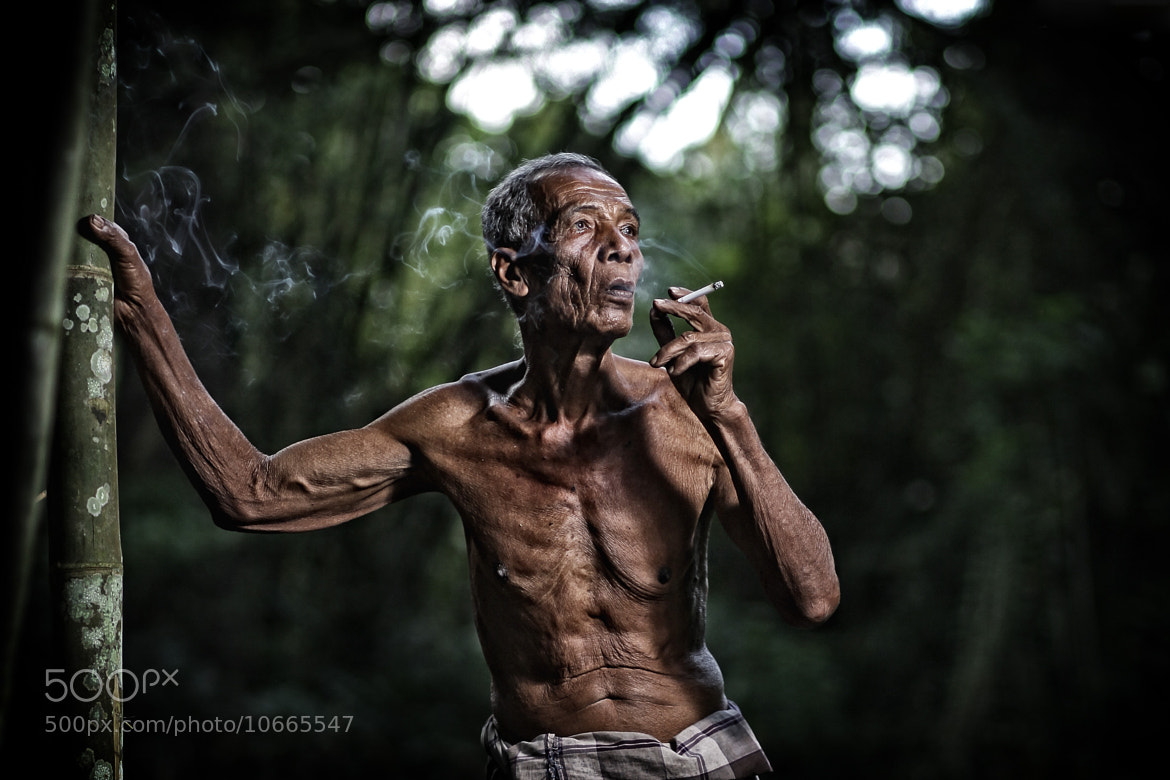 Photograph poksoh the lagend by Rizman MdNor on 500px