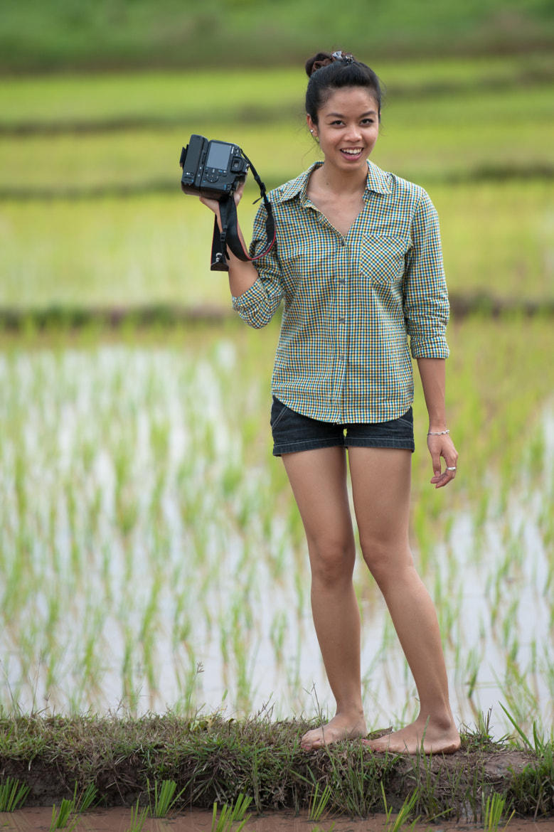 Photograph Photographer on rice field by Ari Vitikainen on 500px