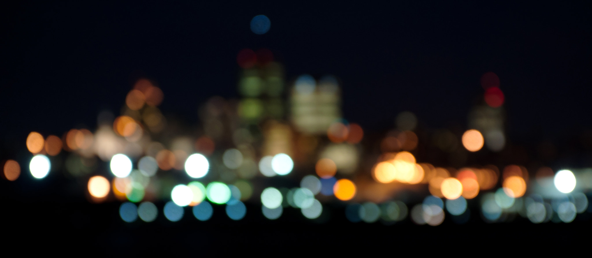 Photograph Quebec city bokeh by Martin Cauchon on 500px
