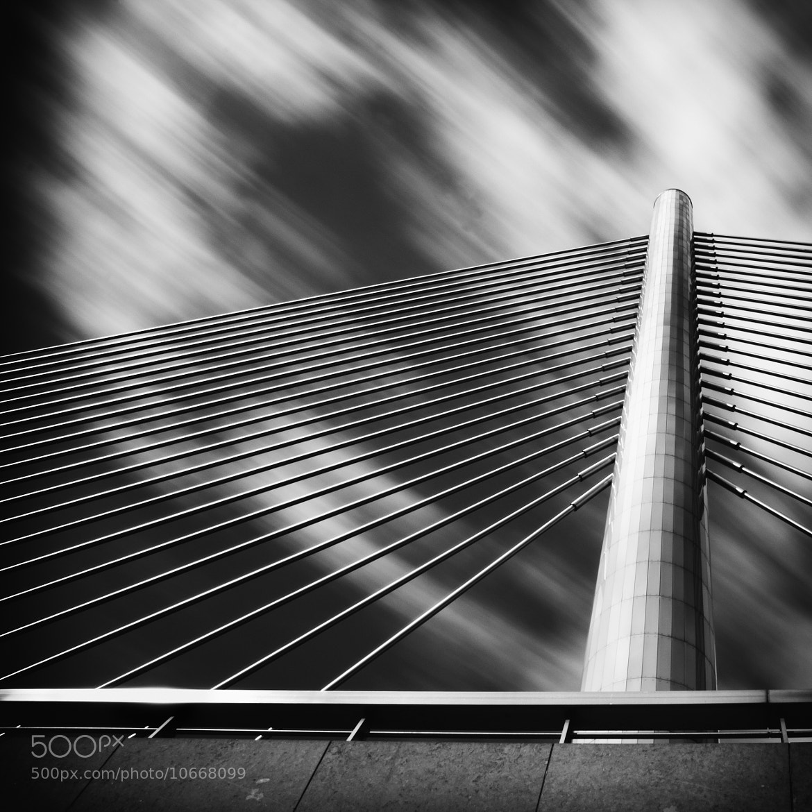 Photograph Pont de Liège by Jerome Wauthoz on 500px