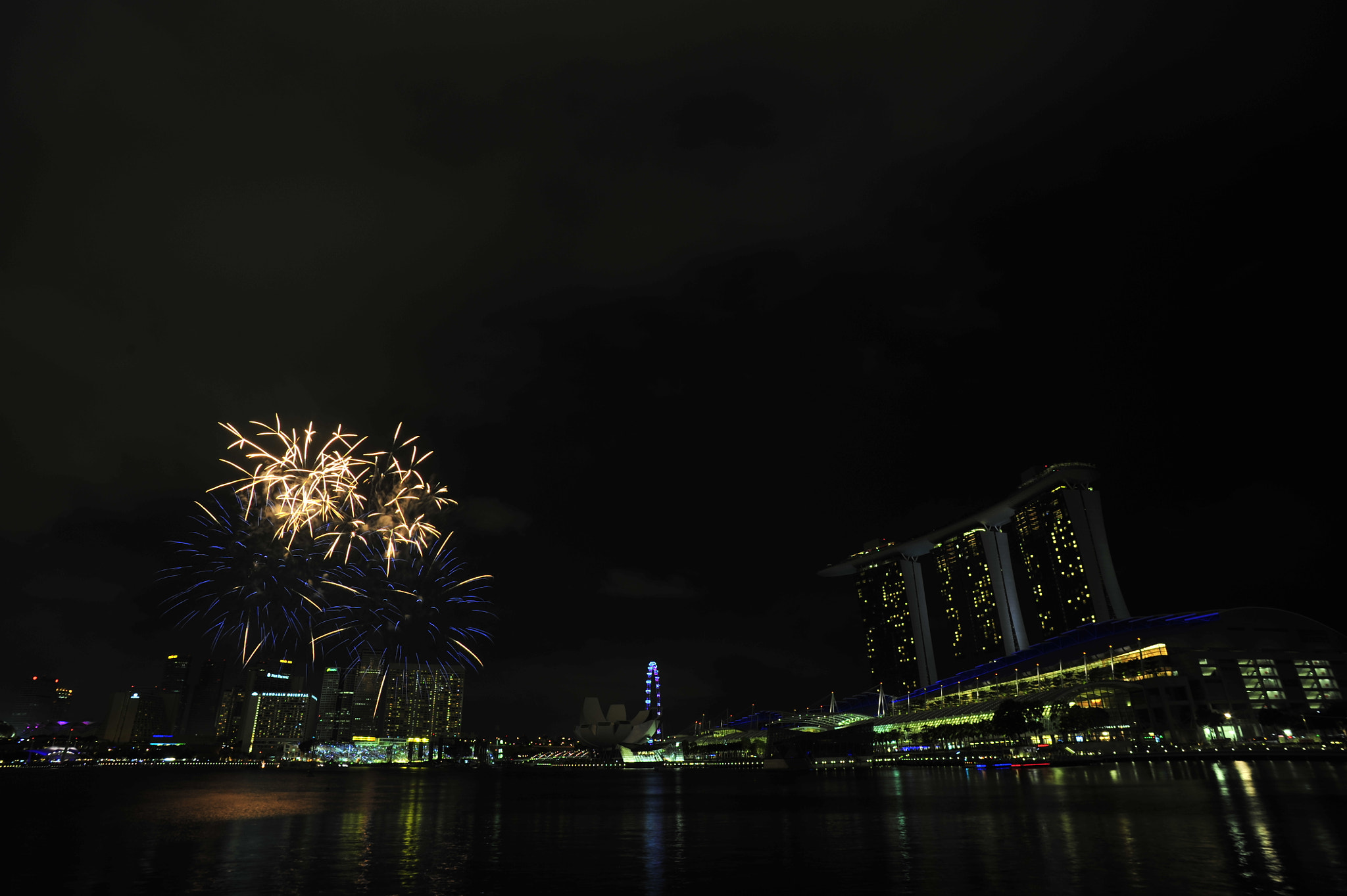 Photograph Fireworks by kitaro9202 on 500px