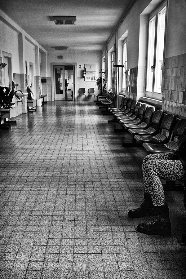 Photograph Waiting room by Krunoslav Nevistic on 500px