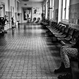Waiting room by Krunoslav Nevistic (KrunoslavNevistic)) on 500px.com