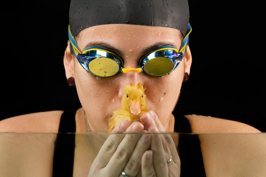 Photograph Swimming Team On Your Marks, Get Set... by Juan Osorio on 500px